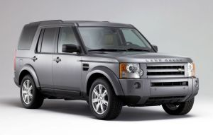 "2009 ""Carbon Neutral"" Land Rover"