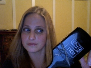 Katy Wolk-Stanley's Bionic Hairbrush